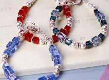 Beaded Birthday Bracelets