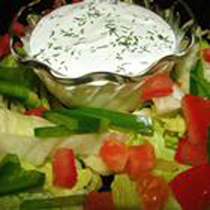 No Mayonnaise Ranch Dressing Recipe