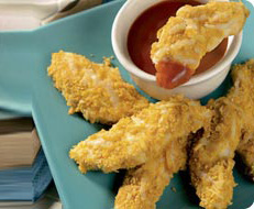Baked Chicken Strips