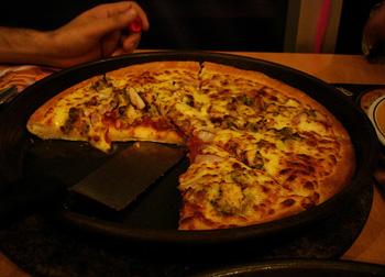 Chicken Tikka Pizza Recipe