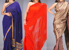 How to wear a Sari?