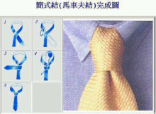 The Diffrent Type Simple Tie Knot
