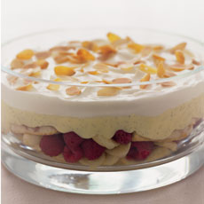 Traditional Raspberry Trifle Recipe