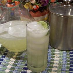 Honey Limeade Recipe