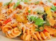 Roma Pasta Salad