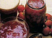 Easy Strawberry Jam Recipe without Pectin