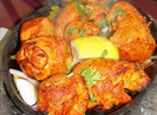 Chicken Haryali Tikka