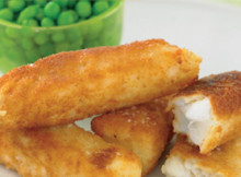 fish fingers recipe