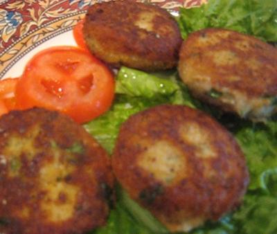 fish kebab