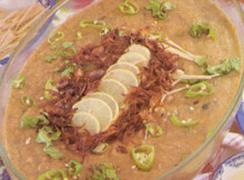 How to Make Haleem