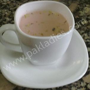 How to Make Kashmiri Pink Tea