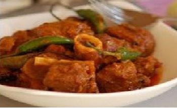 How to make Achar Gosht