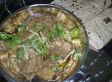 Black Pepper Chicken Karahi Recipe