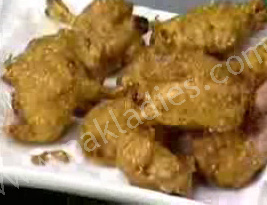 Dhaka Chicken Wings