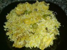 Masala Chicken Biryani
