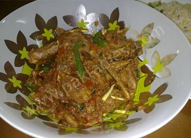 Afghani Mutton Chops Recipe