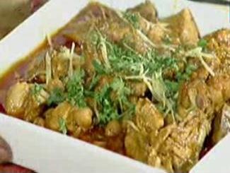 Chicken Chana Masala