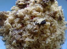 Spicy Yakhni Pulao