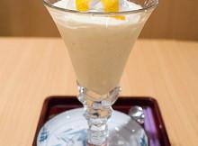 peach milkshake recipe