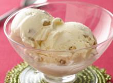 Walnut Honey Ice Cream