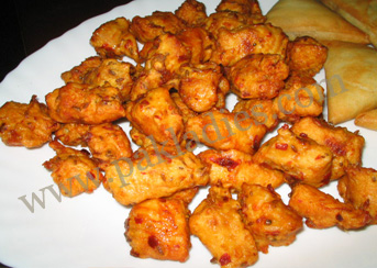 Spicy Chicken Pakora