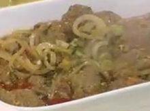 Dahi Dhowaan Kebab Karahi