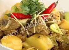 Namkeen Gosht Salted Mutton