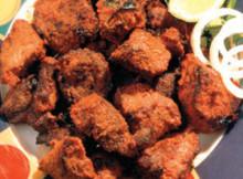 Karahi Mutton Tikka