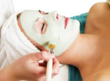 Homemade Mask and Soap for Wrinkles