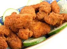 Crunchy Chicken Bites
