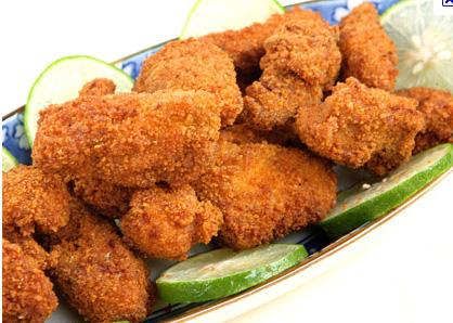 Crunchy Chicken Bites