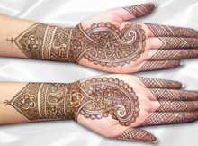How to Make Mehndi Henna Paste