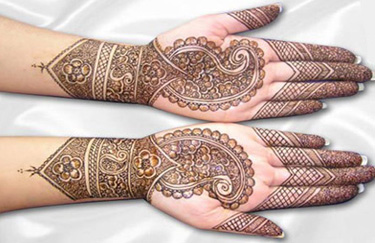 How to Make Mehndi Henna Paste