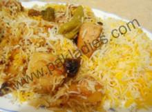 Spicy Sindhi Biryani
