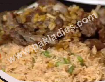 How to Cook Saudi Kabsa