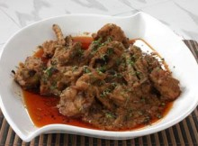 Mughlai Chutney Chicken