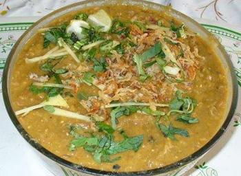 Shahi Haleem Recipe