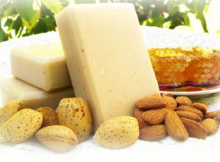 Homemade Almond Soap Recipe