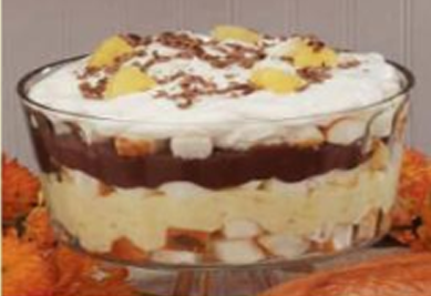 How to Make Hot Trifle