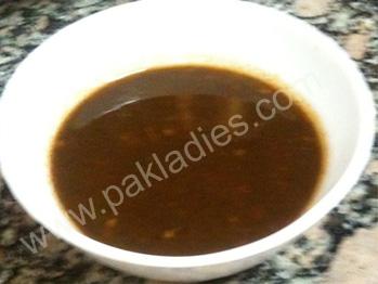 Mint and Tamarind Sauce