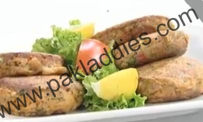 Chatpate Shami Kebab
