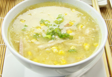 How to Make Vegetable Corn Soup