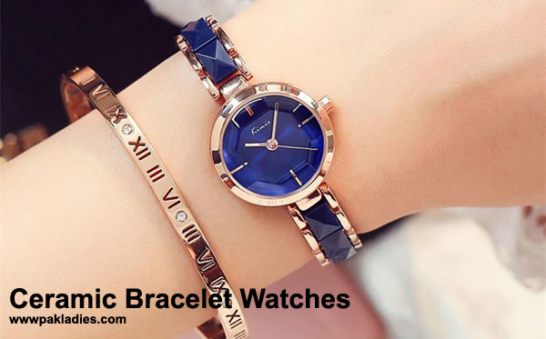 Ceramic Bracelet Watches