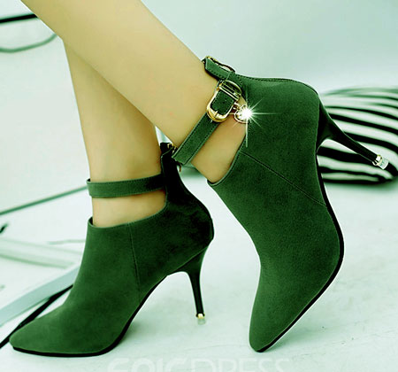 Long Heel Shoes for Ladies