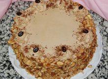Mocha Almond Cake Recipe