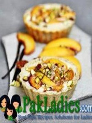 Dry Fruit Tart Recipe