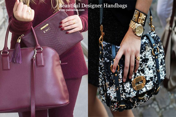 Beautiful Designer Handbags