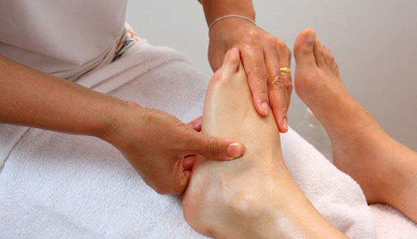 Foot Massage During Pregnancy