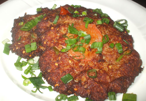Sawati Chapli Kebab