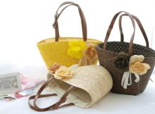 Summer Straw Handbags
